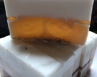 Milk Oats + Honey // Bar Soap // 5oz