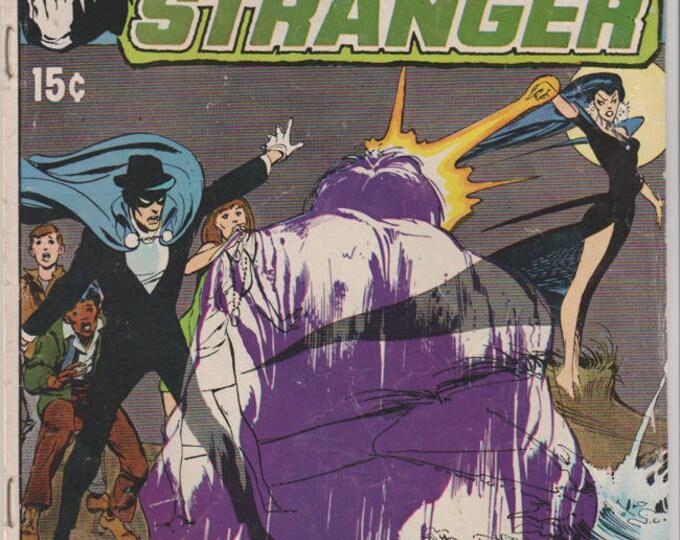 Phantom Stranger; Vol 2, 5 Bronze Age Comic Book.  FN (6.0). Feb 1970.  DC Comics