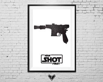 STAR WARS: Han Shot First