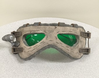 Rey Goggles 2.o (TFA The Force Awakens) prop for cosplay, convention, comiccon & halloween costume