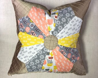 Exclusive Patchwork Cushion Cover