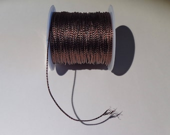 For 1 meter Brown costume jewelery nylon thread