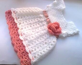Crochet dress pattern, Baby dress pattern, crochet baby pattern, baby dress, crochet dress, formal baby dress