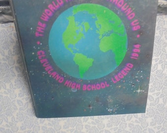 1994 Cleveland High School (OR) Yearbook