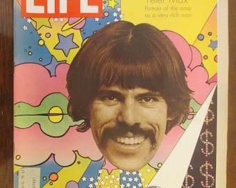 LIFE Magazine Sept 5, 1969 Peter Max, Nixon, Kissinger, Vintage Ads