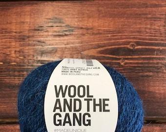 Wool and the Gang - Sugar Baby Alpaca