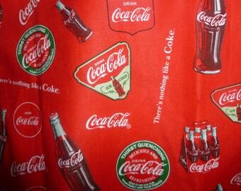 Coke cobbler apron