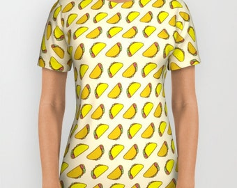 Tacos all over T-shirt