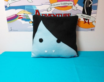 Marceline the Vampire Queen- Adventure Time Flip Flop Plush Pillow