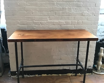 Attractive Industrial Bar, Counter, Work Space