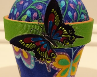 Butterfly #14: Stick-It-To-Me! Pin Cushion