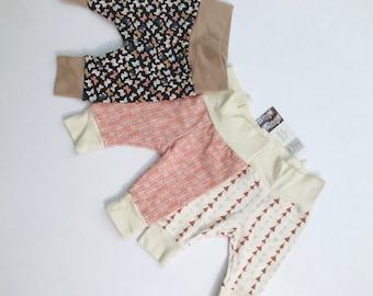 NB leggings 3 pc set