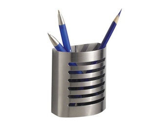 Stainless Steel Magnetic Pencil Cup