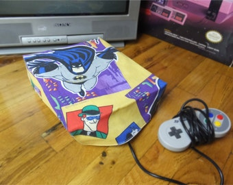 Batman WRETRO WRAPPER console dust cover