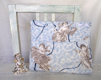 Changing Pad and diaper bag Angels