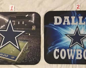 Dallas Cowboys mousepad - choice between two