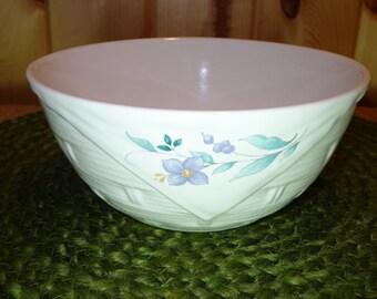 Pfaltzgraff Serving Bowl / APRIL / Pfaltzgraff Stoneware / Stoneware Vegetable Bowl