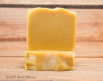 All Natural Citrus Goat Milk Soap