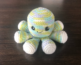 Octy the Octopus Plush Toy