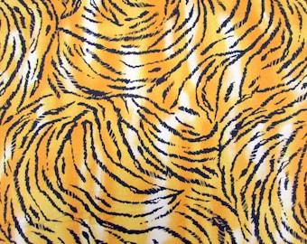 Per Yard, Tiger Skin Fabric