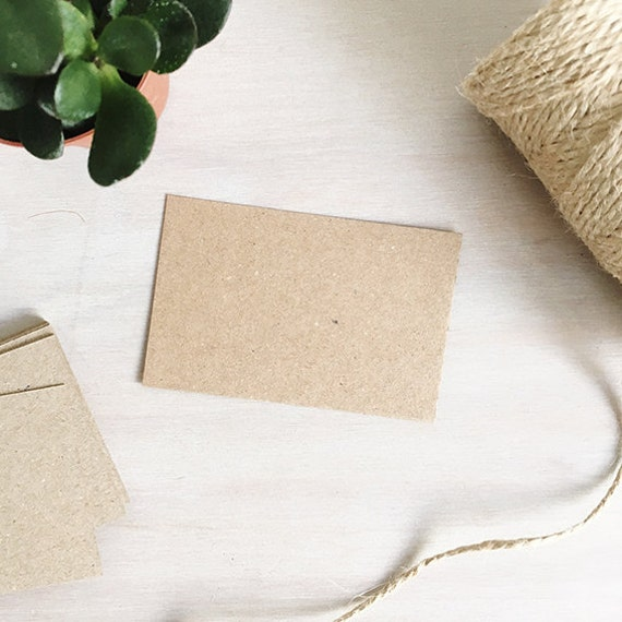 Blank kraft business cards brown recycled kraft card blank blank kraft business cards brown recycled kraft card blank business cards uk business card colourmoves