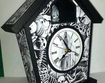 3D SVG Cuckoo Clock Digital download