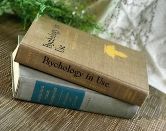 Vintage Books - Psychology & Marriage