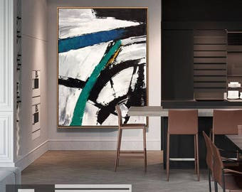 Abstract Art, Black White Abstract Art, Painting Art, Painting Wall Decor, Oil Painting, Oil Abstract Art, Black White Art, Art Wall Decor