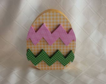 Easter decorations, Easter egg, Easter, holiday decorations, handmade decorations, shelf sitters, teacher gifts