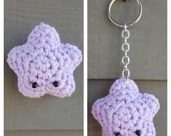 Lavender Scented Amigurumi Star