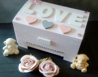Mother's day jewelry gift box