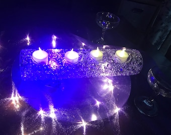 Glass Tube Centerpieces