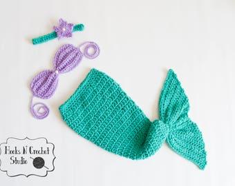 Newborn mermaid newborn crochet outfit newborn mermaid outfit crochet mermaid outfit newborn girl outfit crochet outfit mermaid outfit & Mermaid outfit | Etsy