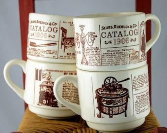 Sears 1906 Catalog cups