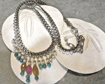 Sale! Harmony in Three Necklace Reduced from 72.00 to 50.00!