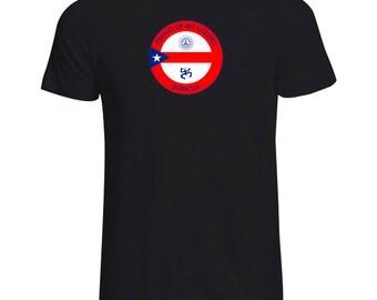 Puerto Rico Flag Men's T-shirt