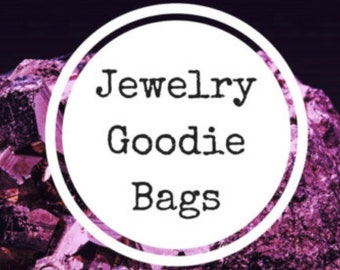 Jewelry Goodie Bag