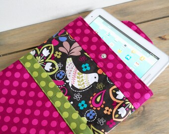 10inch Tablet Sleeve Sewing Pattern iPad Cover PN206