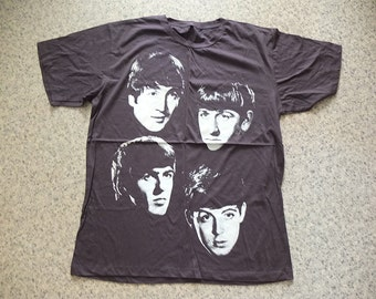 Fab Four Faces Ringo XL size