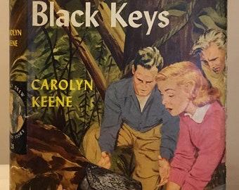 Nancy Drew - The Clue of the Black Keys by Carolyn Keene - Bill Gillies