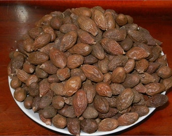 Malva Nut Pang Da Hai Nut  Dried Herb HiHerb 50 Grams
