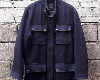 Sale !!! Vintage Tommy Hilfiger Winter Coat Jacket