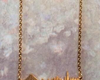 San Francisco - San Francisco Gift - San Francisco Necklace - San Francisco Jewelry - San Francisco Pendant - California - California Gift