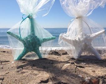Starfish Tree Topper, Beach Tree Topper, Tree Toppers, Beach decor, Coastal Christmas