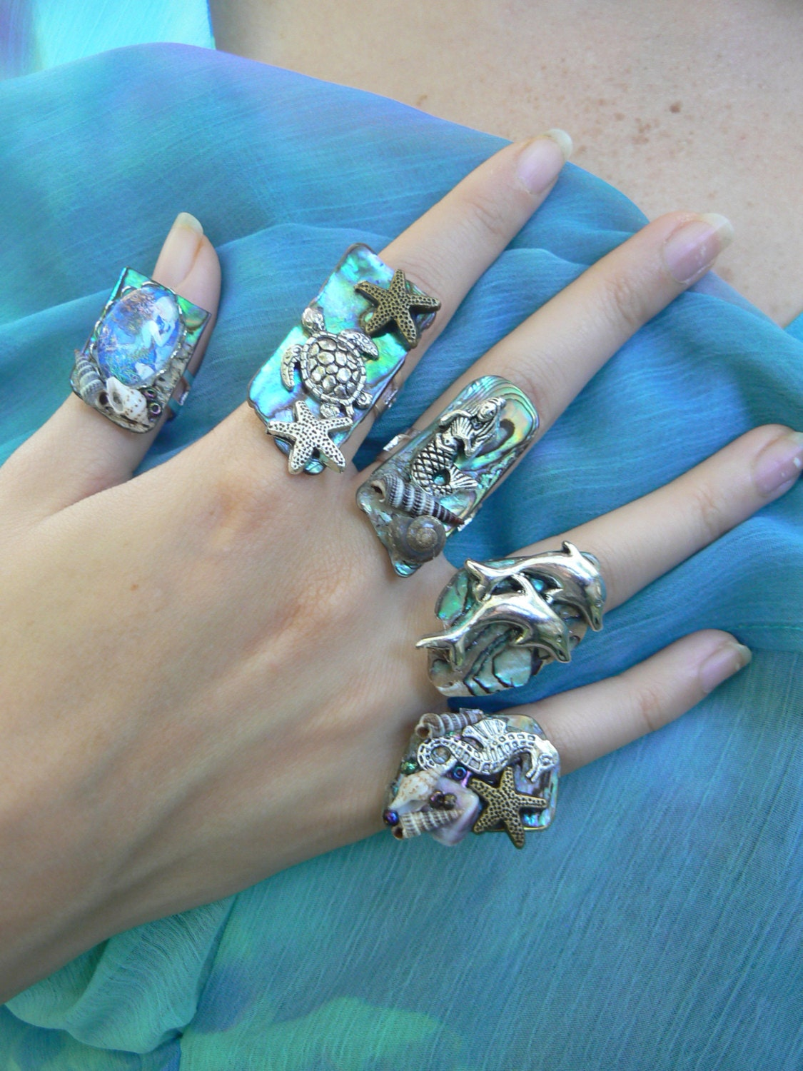 products rings intinapa abalone ring