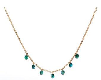 Emerald Necklace