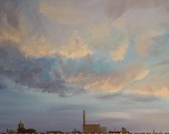 Pilson Cloudscape