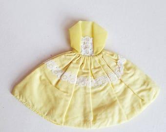 Vintage Tressi Doll Dress Tagged