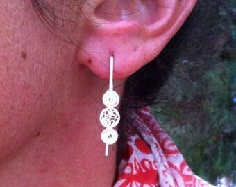 """""""Very puntitas"""" earrings"""