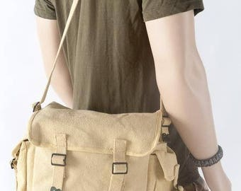 army surplus/military field bag